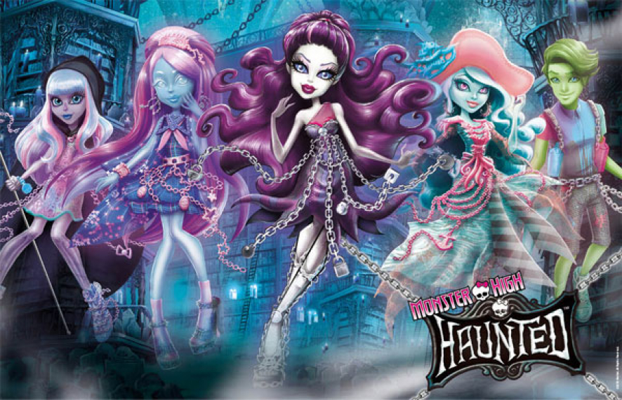 watch monster high haunted online for free