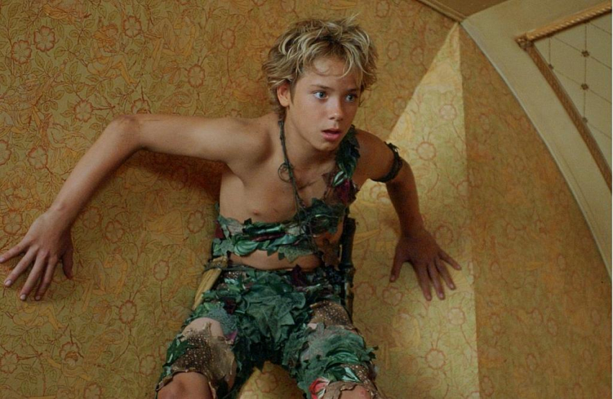 Where can I watch Peter Pan (the 2003 movie with