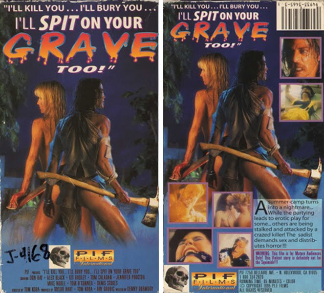 Watch I Spit on Your Grave Online Free